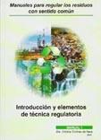 Book Cover: Manual 1  Introducción y elementos  de técnica regulatoria