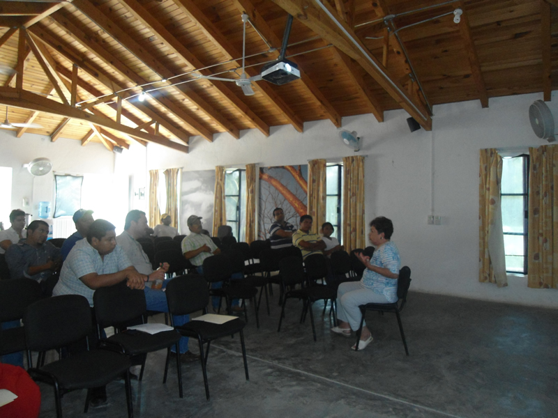 Taller sobre Reglamentos de Residuos de Municipios de la Sierra Gorda 1